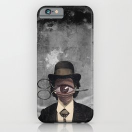 Melancholic Music, Vol. 1 iPhone Case