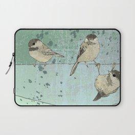 Bird Line Laptop Sleeve