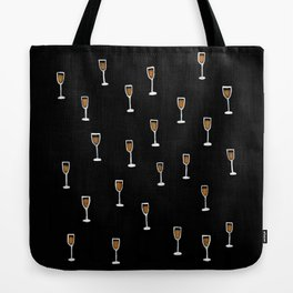 More Champagne Please Tote Bag