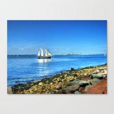 Rhode Island Canvas Print