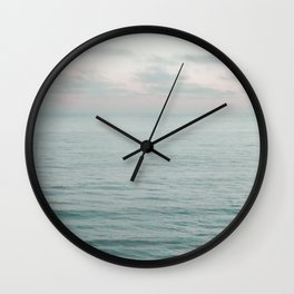 beginning of a new day Wall Clock