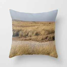 Wild Landscapes at the coast 4 Throw Pillow