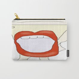 Potty mouth  Carry-All Pouch