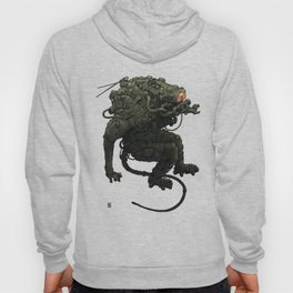 Zerog - Space Monkey Hoody