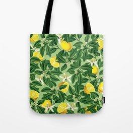 Lemonade || #society6 #decor #pattern Tote Bag