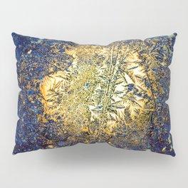 Golden ice Pillow Sham