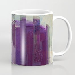 Traincar Coffee Mug