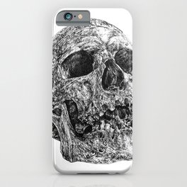 Cranium B iPhone Case