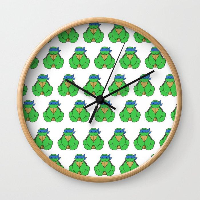 Pattern Leo Wall Clock