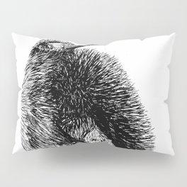 Penguin sketch Pillow Sham