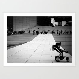 MisTaken Art Print