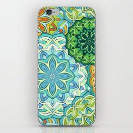 Lovely mandala iPhone Skin
