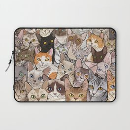 A lot of Cats Laptop Sleeve