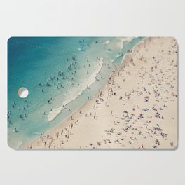 beach love V Cutting Board