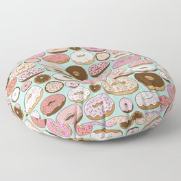 Donut Wonderland Floor Pillow