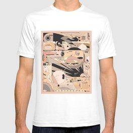 brrrommbbrr T-shirt