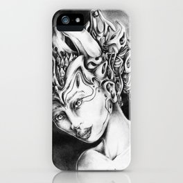 Princess Of Darkness iPhone Case