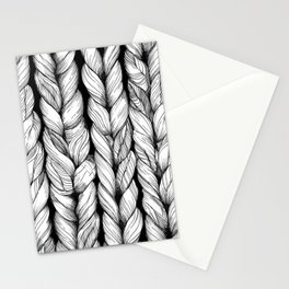 Knitted Stationery Cards