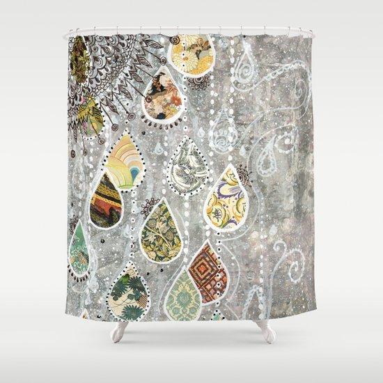 Raindance Shower Curtain