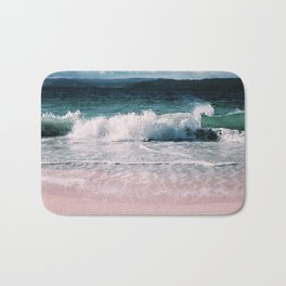 Crash into me (Samana Island Dominican Republic) Bath Mat