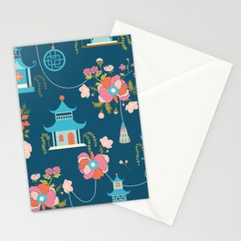 Chinoiserie Stationery Cards