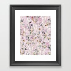 Prickly Pear Patch pt3. Framed Art Print