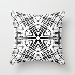 Numic Tribe Throw Pillow