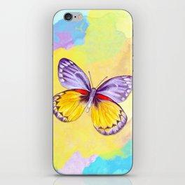 Shady Lavender iPhone Skin