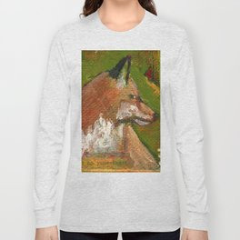 Heart of the Fox Long Sleeve T-shirt