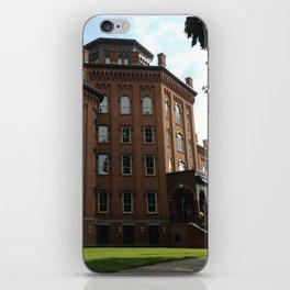 Cowles Hall, Elmira College iPhone Skin
