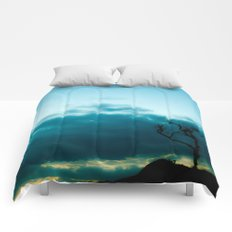 Dark Tree Comforters