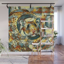 AnimalArt_Hamster_20170902_by_JAMColorsSpecial Wall Mural