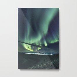 Aurora Borealis 2 Metal Print
