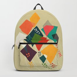 Whimsical kites Backpack