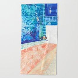 Pool Beach Towel