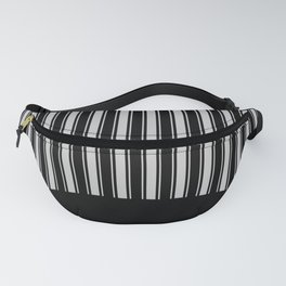 Pinstripe Riot Fanny Pack
