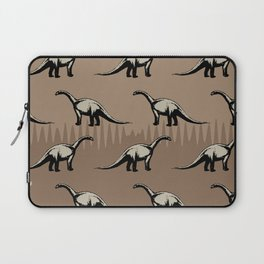 ChocoPaleo: Brontosaurus Laptop Sleeve