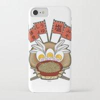ramen iPhone & iPod Cases featuring Ramen Love by ColourMoiChic