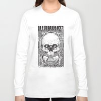 illuminati Long Sleeve T-shirts featuring Illuminati by Tshirt-Factory