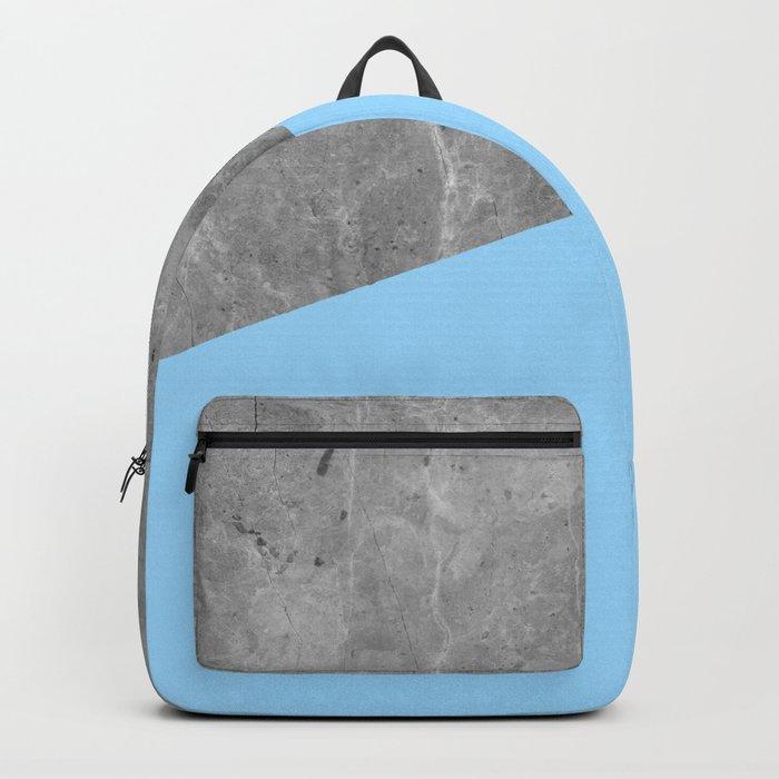 Geometry 101 Blue Raspberry Backpack