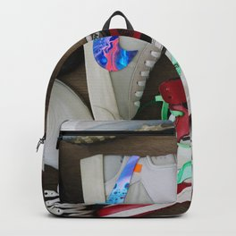 """shoes"" Backpack"