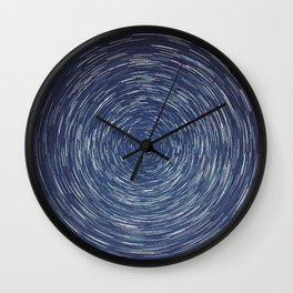 Center of the Axis Wall Clock