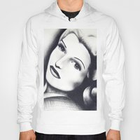 wasted rita Hoodies featuring Rita by JezRebelle