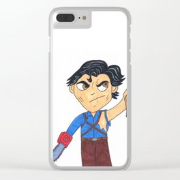 This is my BOOMSTICK Clear iPhone Case