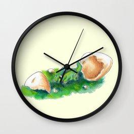 New Dino Wall Clock