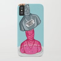 celebrity iPhone & iPod Cases featuring Instant celebrity by John Holcroft