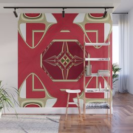 Trappings Wall Mural