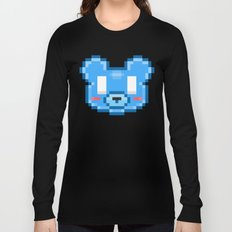 8Bit Kawaiikuma Long Sleeve T-shirt
