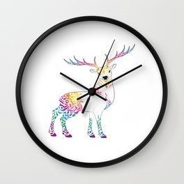 spiritdeer Wall Clock