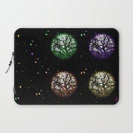 Tree Planets Laptop Sleeve
